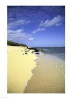 Kauai Hawaii - Sandy Beach Fine Art Print
