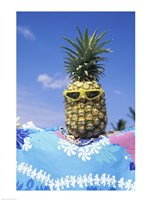 "6"" x 8"" Pineapple Decor"