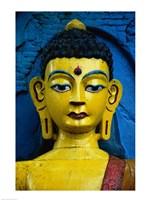 Statue of Buddha Kathmandu Nepal