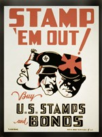 Stamp Em Out! Fine Art Print
