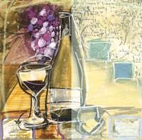Vino IV Fine Art Print
