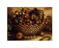 Fruit Basket Fine Art Print
