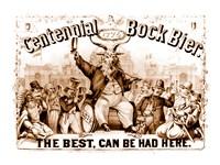 Centenial Bock Beer Fine Art Print