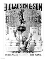 Clausen and Son Bock Beer - various sizes