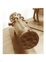 Early 16th Century Ottoman Volley Gun - various sizes