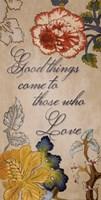 """Good Things by Lanie Loreth - 12"""" x 24"""""""