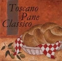 Toscano Pane Classico Fine Art Print