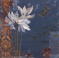 Krishna's Garden I Fine Art Print