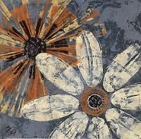 Berkeley's Flowers I Fine Art Print