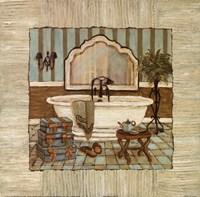 "Vintage Luxe II by Charlene Winter Olson - 12"" x 12"""