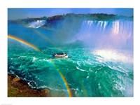 Horseshoe Falls Niagara Falls Ontario, Canada Fine Art Print