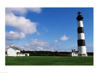 Bodie Island Lighthouse Cape Hatteras National Seashore North Carolina USA Fine Art Print
