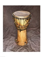 Djembe Drum West Africa Framed Print