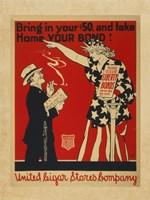 Liberty Bonds Fine Art Print