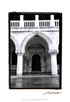 Archways of Venice V Fine Art Print