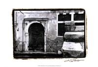 """A Venetian Stroll II by Laura Denardo - 19"""" x 13"""""""