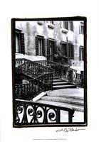 A Venetian Stroll IV Framed Print