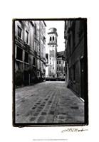 "A Venetian Stroll VI by Laura Denardo - 13"" x 19"""