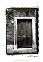 """The Doors of Venice I by Laura Denardo - 13"""" x 19"""", FulcrumGallery.com brand"""