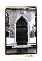 "The Doors of Venice V by Laura Denardo - 13"" x 19"", FulcrumGallery.com brand"