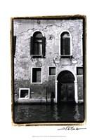 "The Doors of Venice VI by Laura Denardo - 13"" x 19"", FulcrumGallery.com brand"