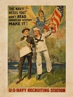 Make American History Framed Print