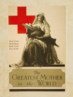 The Greatest Mother in the World Fine Art Print