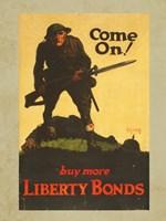 Buy More Liberty Bonds Fine Art Print
