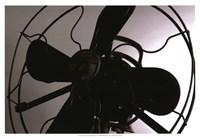 """Vintage Fan Study III by Renee Stramel - 19"""" x 13"""""""