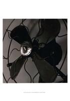 """Vintage Fan Study V by Renee Stramel - 13"""" x 19"""""""