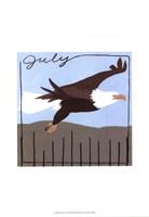 """Avian July by Megan Meagher - 13"""" x 19"""""""
