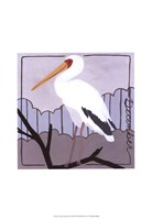 "Avian December by Megan Meagher - 13"" x 19"""