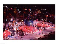 Ringling Brothers Circus USA Fine Art Print