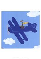 "In The Clouds II by June Erica Vess - 13"" x 19"""