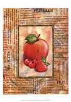 Mixed Fruit I Fine Art Print