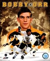 Bobby Orr 2011 Portrait Plus Fine Art Print