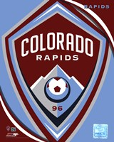 "8"" x 10"" Colorado Rapids"