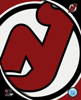 New Jersey Devils 2011 Team Logo Fine Art Print