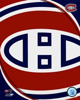 Montreal Canadiens 2011 Team Logo Fine Art Print