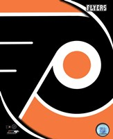 Philadelphia Flyers 2011 Team Logo Fine Art Print
