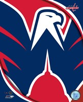 Washington Capitals 2011 Team Logo Fine Art Print