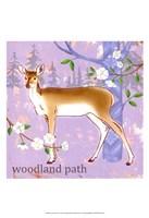 Into the Woods IV Fine Art Print