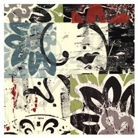 Batik I Fine Art Print