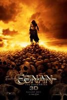 "Conan the Barbarian - 11"" x 17"""