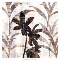 "Wallflower VI by James Burghardt - 17"" x 17"""