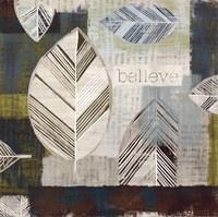 Be Leaves IV Fine Art Print