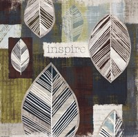Be Leaves II Fine Art Print