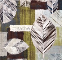 """Be Leaves I by Wild Apple Studio - 12"""" x 12"""""""
