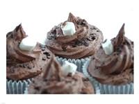 Hot Chocolate Cupcake - various sizes