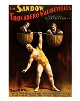 Trocadero Vaudevilles - various sizes, FulcrumGallery.com brand